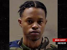 Rapper Silento charged with murder