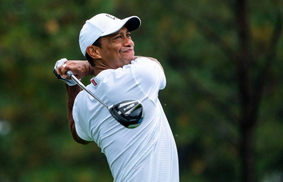 Tiger Woods Unfortunate Car Crash