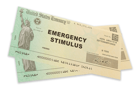 The New Stimulus Check