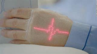 Wearable Electronic Skin That Can Monitor Health
