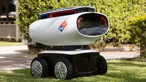 Robots Delivering Pizza?