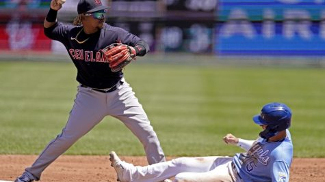 Indians Sweep the Royals