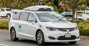 Traffic Cones Confuse a Waymo Self-Driving Car