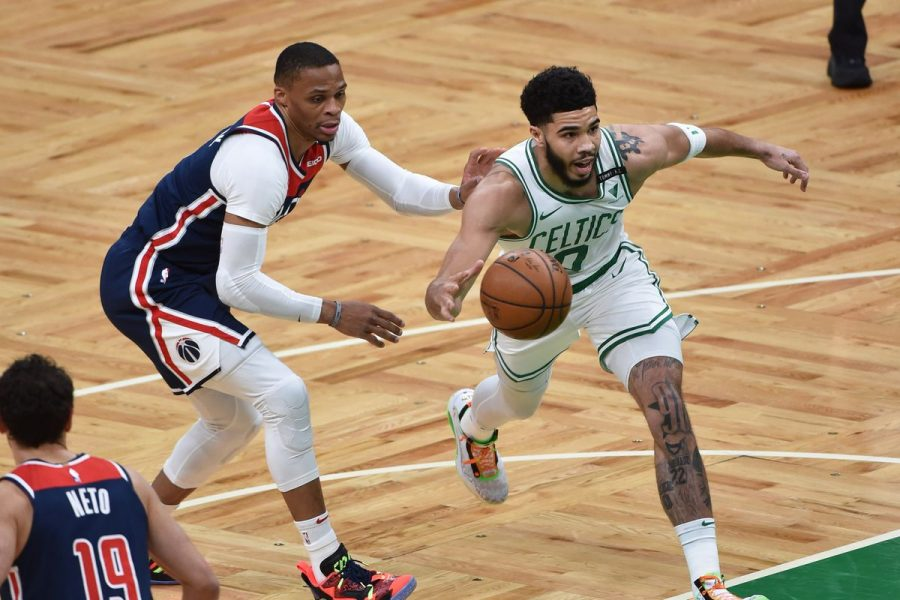 Celtics Win Play In Game
