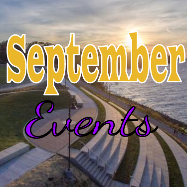 Upcoming Events in September