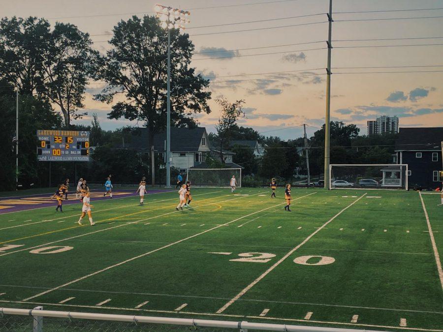 Lakewood+Girls+Soccer+Takes+On+Elyria+Catholic