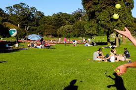 Picnics In Public Parks