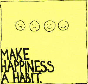Habits To Happiness