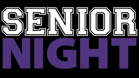 Fall Sports Senior Night